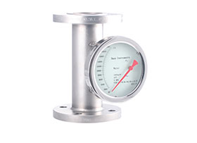Bass Ölçme Metal Tube Variable Area Flow Meter FITD